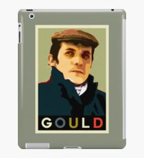 Glenn Gould iPad Case/Skin