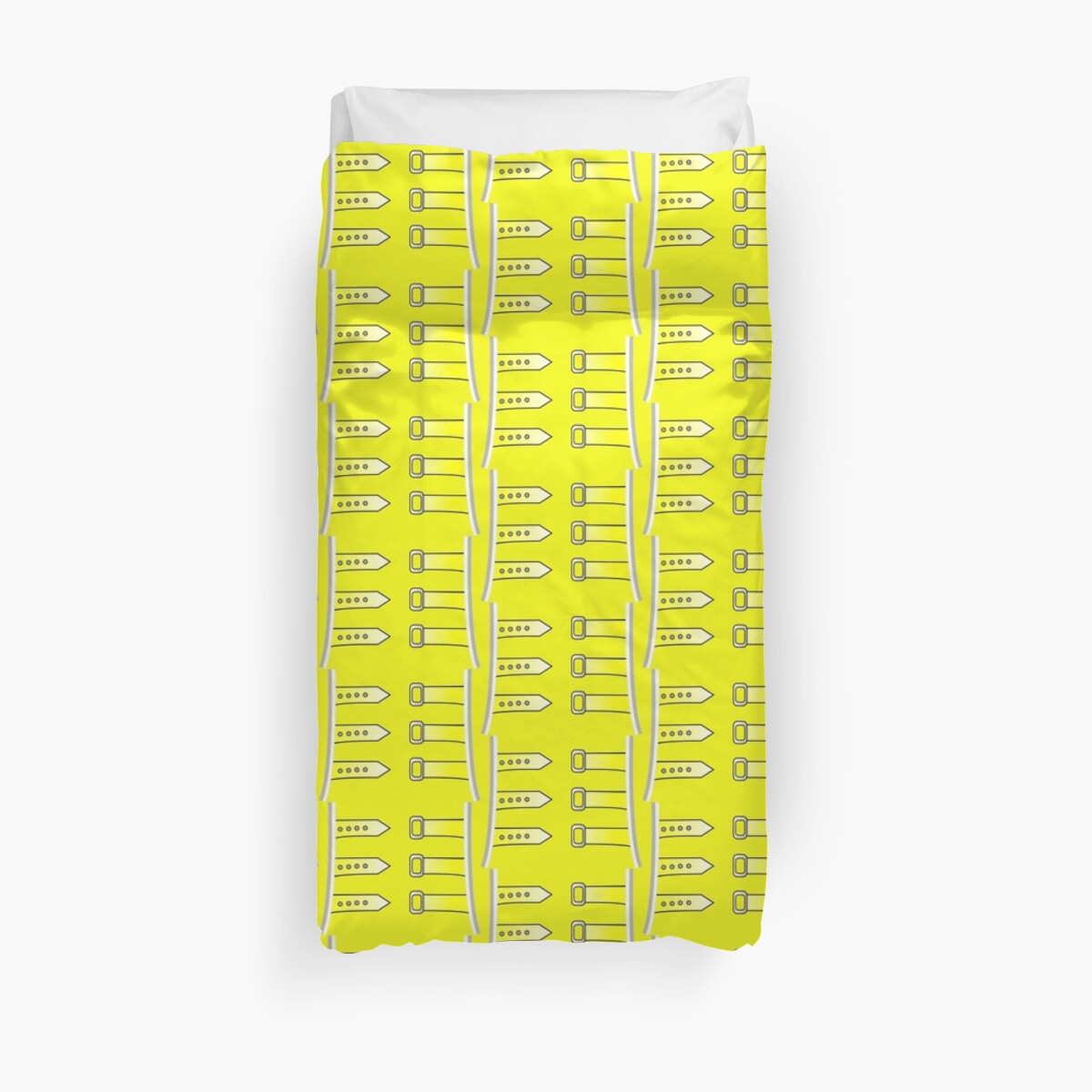 d387fecc613e2 Fundas nórdicas «Freddie Mercury Yellow Jacket Tee» de beerhamster ...