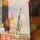 Chrysler Building NYC by Bethany Helzer