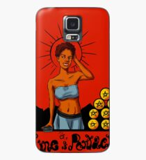 Nine of Pentacles Case/Skin for Samsung Galaxy