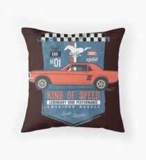 Ford Mustang - King Of Speed Dekokissen