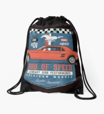 Ford Mustang - King Of Speed Turnbeutel