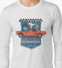 Ford Mustang - King Of Speed Langarmshirt