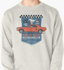 Ford Mustang - King Of Speed Pullover