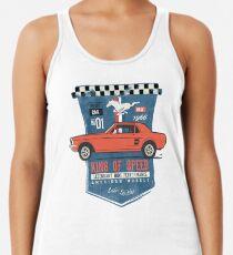 Ford Mustang - King Of Speed Tanktop für Frauen