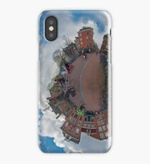 Bridge over Prinsengracht (at Prinsenstraat), Amsterdam iPhone Case/Skin