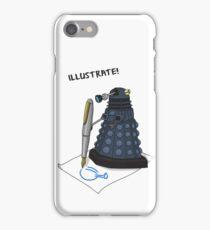Dalek Hobbies   Dr Who iPhone Case/Skin