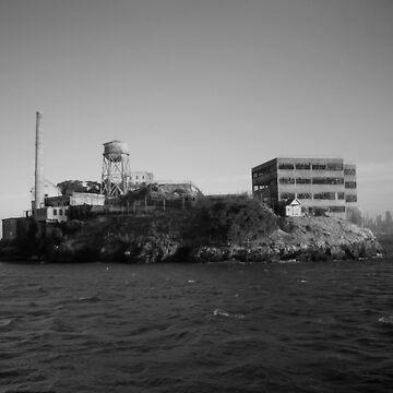 Alcatraz  by kevmccool