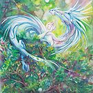 Playful Forest Spirit by August