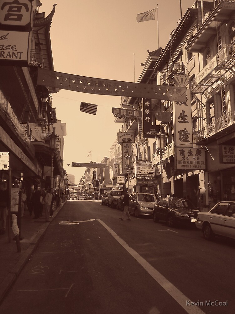 China Town by Kevin McCool