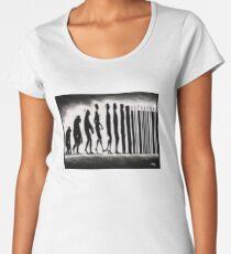 Evolution Premium Scoop T-Shirt