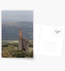 View Over Bodmin Moor Postcards