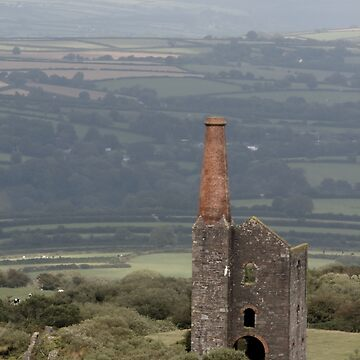View Over Bodmin Moor by purpleelephant