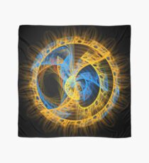 Abstract fractal illustration for creative design Scarf