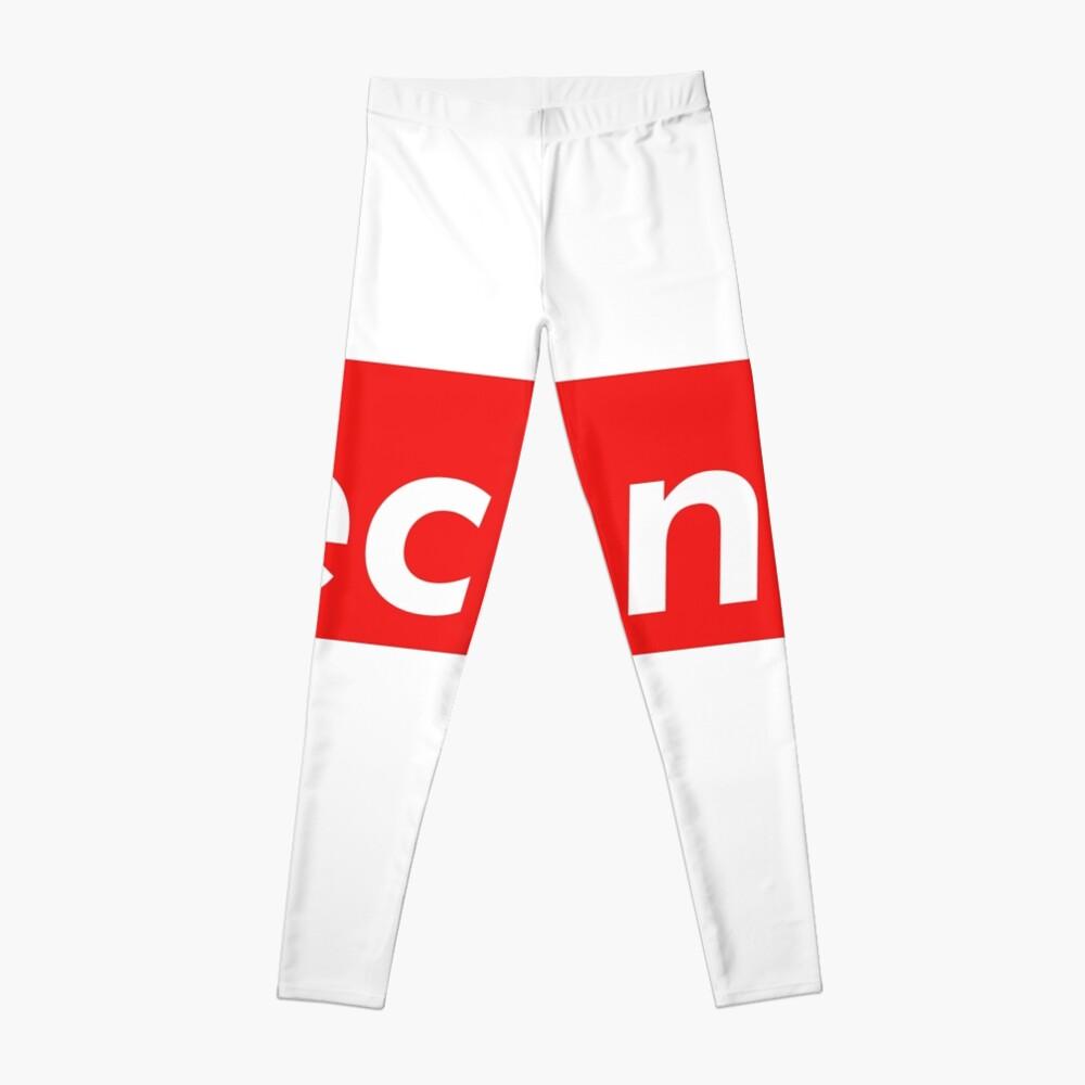 Techno Supreme Parody - Funny Supreme Parody Sticker T-Shirt Pillow Leggings