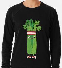 Celery is 100% not Pizza Lightweight Sweatshirt