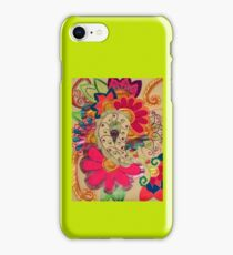 Flower and Paisley Brightness iPhone Case/Skin