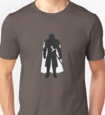 Robb Stark - Game of Thrones Silhouette  T-Shirt