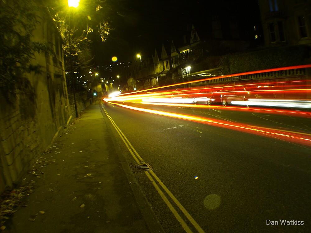 Passing Cars by Dan Watkiss