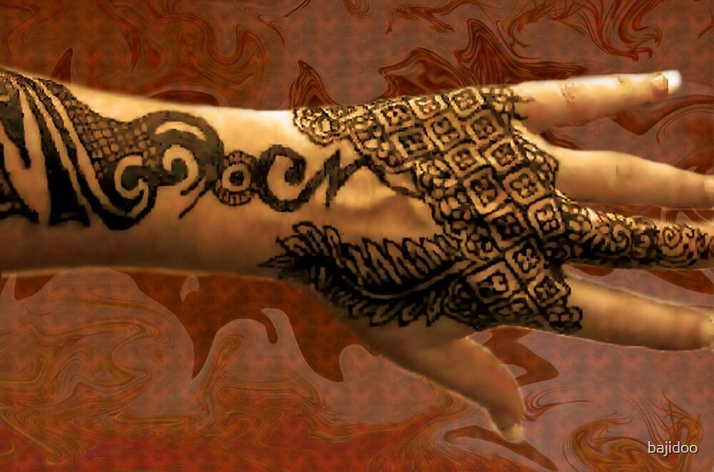 Henna Tattoo Geo, By Bajidoo by bajidoo