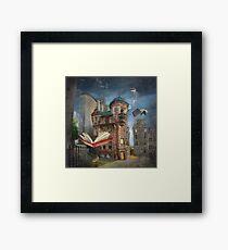 """Writers' Museum"" Framed Print"