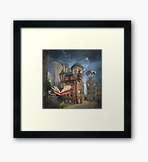 """Writers' Museum"" Framed Print"