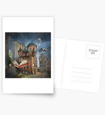 """""""Schriftstellermuseum"""" Postkarten"""