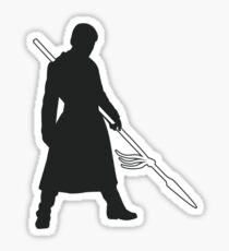 Prince Oberyn - Game of Thrones Silhouette Sticker
