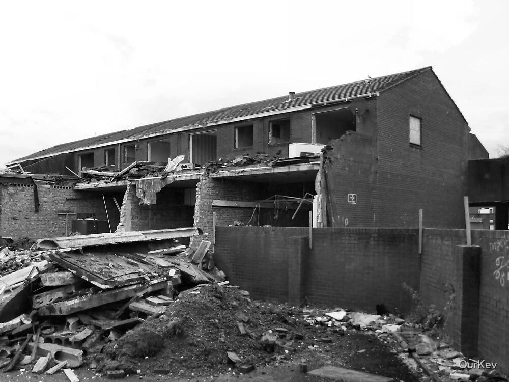 Under Demolition by OurKev