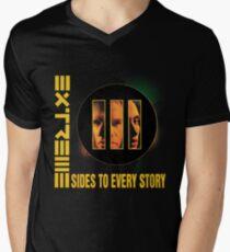 Mr Rock Row Men's V-Neck T-Shirt