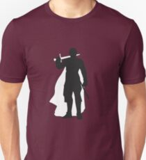 Jaime Lannister Kingslayer - Game of Thrones Silhouette T-Shirt