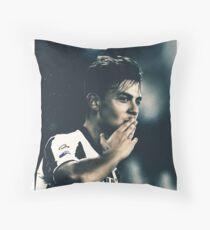 selebrat dybala Throw Pillow
