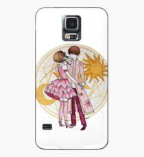 Sakura and Syaoran's dancing Case/Skin for Samsung Galaxy