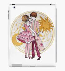 Sakura and Syaoran's dancing iPad Case/Skin