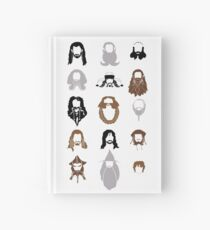The Bearded Company Hardcover Journal