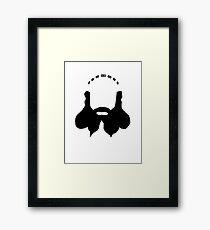 Dwalin's Beard Framed Print