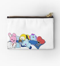 BT21 Sleepy Series: Collection Studio Pouch