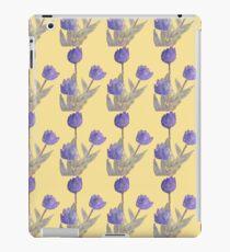 Purple Tulips iPad Case/Skin