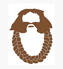 Bombur's Beard Photographic Print