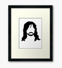 Kili's Beard Framed Print