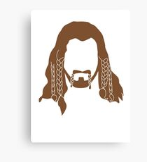 Fili's Beard Canvas Print