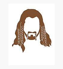 Fili's Beard Photographic Print