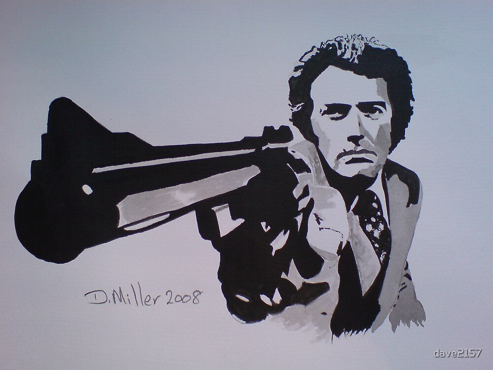 Dirty Harry by dave2157