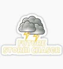 Future Storm Chaser Sticker