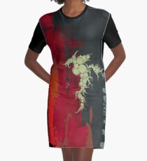 and I saw it through without exemption Graphic T-Shirt Dress