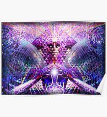 Trans-dimensional Deity Poster