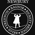 Newbury - Bagnor (white 501) by Third Battle  of Newbury