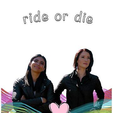 Sanvers - ride or die by maggiessawyer