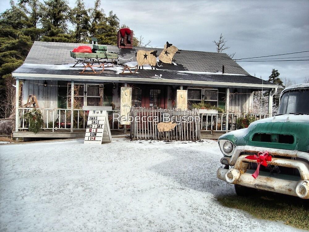 Rustic Christmas by Rebecca Bryson