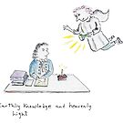 Earthly Knowledge and Heavenly Light by Swedenborg Foundation
